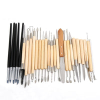 Sculpture Crafting Tools - Set of 27