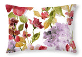 De La Vie Square I Throw Pillow