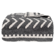 Mudcloth Bamboni Throw Blanket