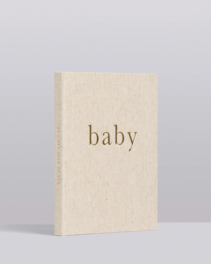 **RESTOCKED** Baby First Year of You Guided Journal