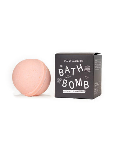 Bergamot & Grapefruit Boxed Big Bath Bomb