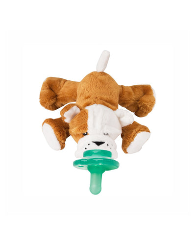 Paci-Plushies Buddies – Barkley The Bull Dog