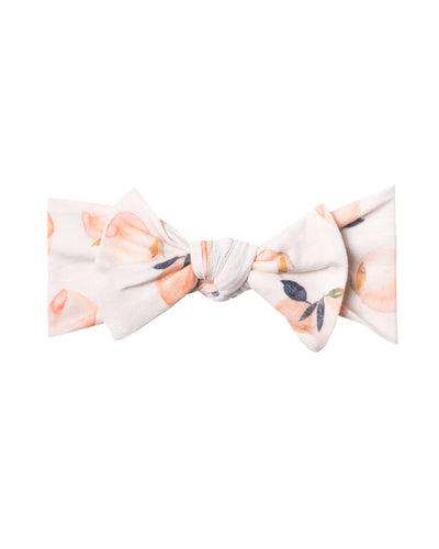 Caroline Knit Headband Bow