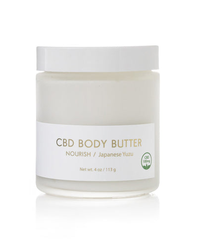 Yuzu Soap Body Butter - NOURISH