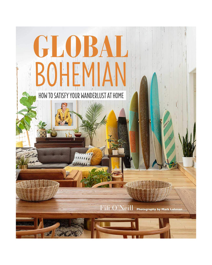 Global Bohemian - How To Satisfy Your Wanderlust At Home