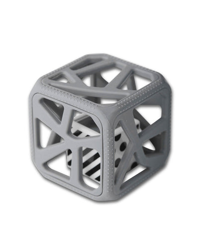 Heather Grey Knit Shorts