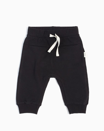 Forest Green Knit Joggers