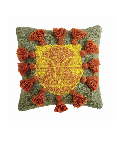 Leo Hook Pillow by Justina Blakeney®