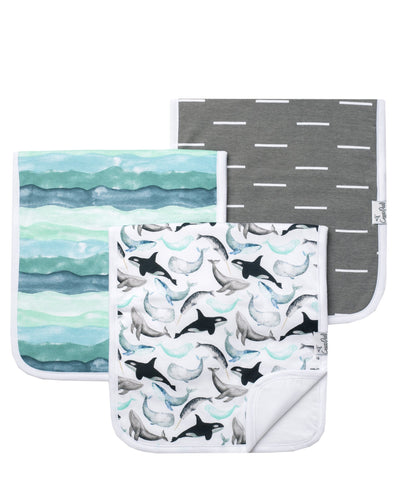Kai Burp Cloth Set