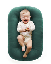 Snuggle Me Organic Infant Lounger - Moss