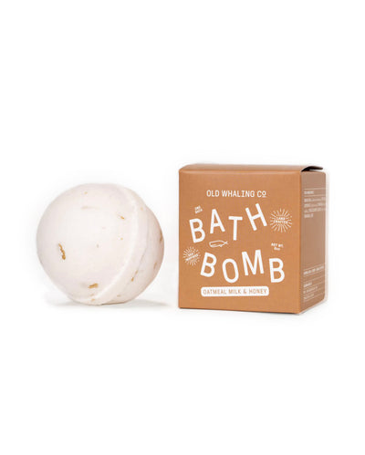 Oatmeal Milk & Honey Boxed Bath Bomb