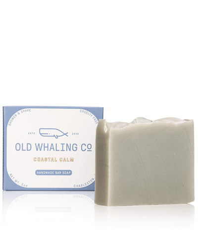 Coastal Calm Bar Soap