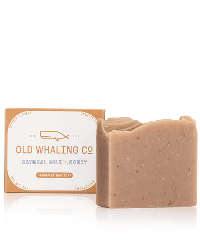 Oatmeal Milk + Honey Bar Soap