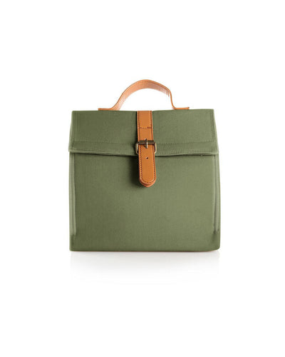 Olive Fields Lunch Tote