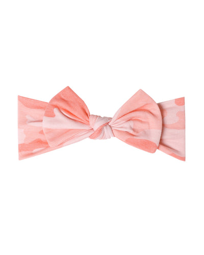 Remi Knit Headband Bow