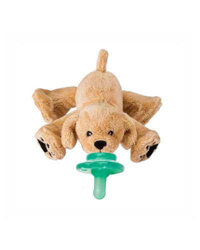 Paci-Plushies Buddies - Rufus The Retriever