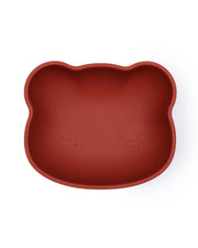 Bear Stickie Bowl - Rust