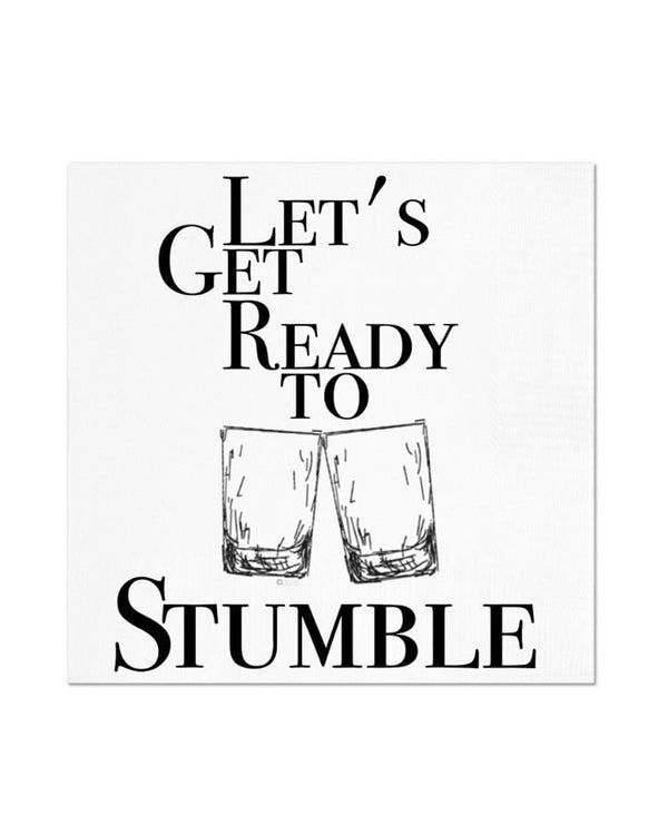 Stumble Napkins