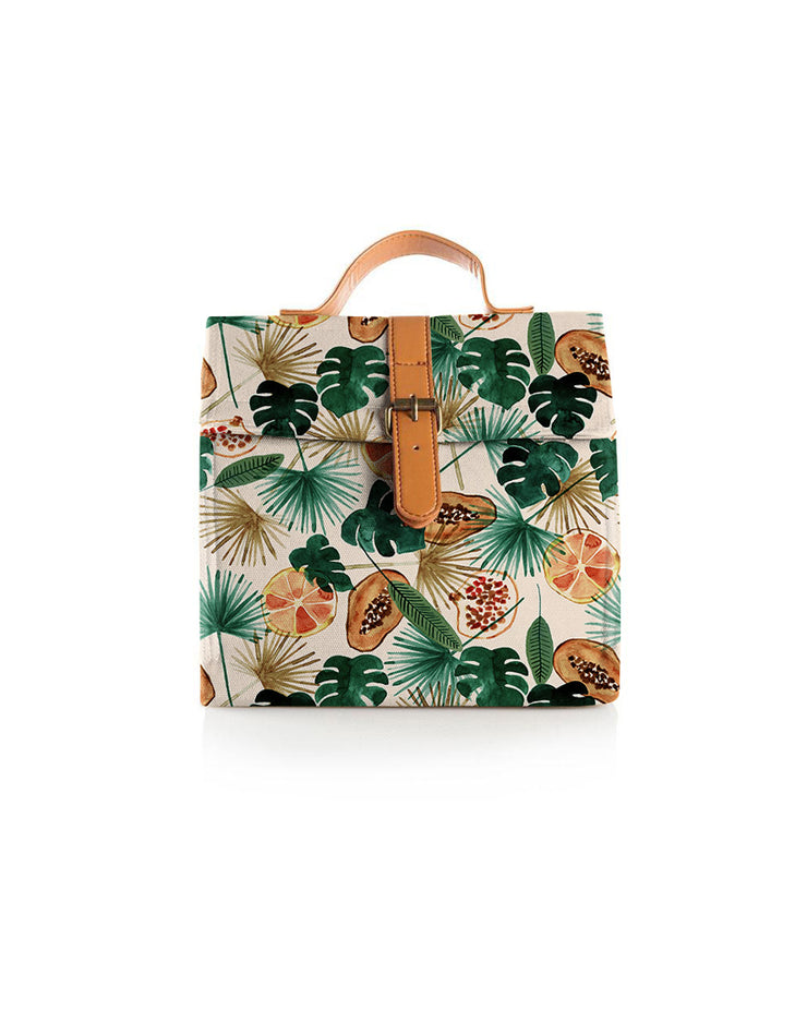 Sunshine Fruit Lunch Tote