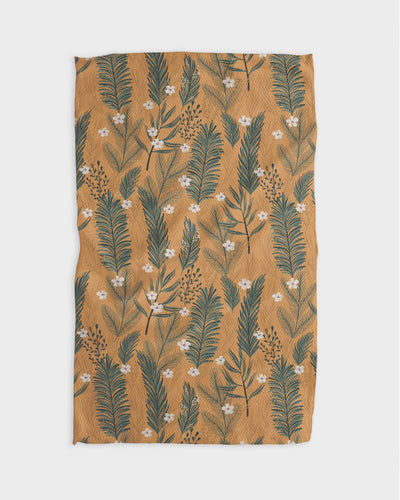 Western Pines Kitchen Tea Towel