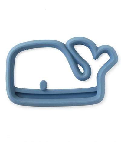 Silicone Teether - Whale