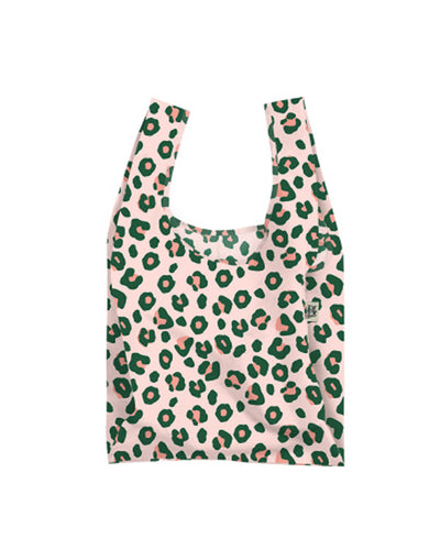Eco Reusable Shopping Tote - Wild One
