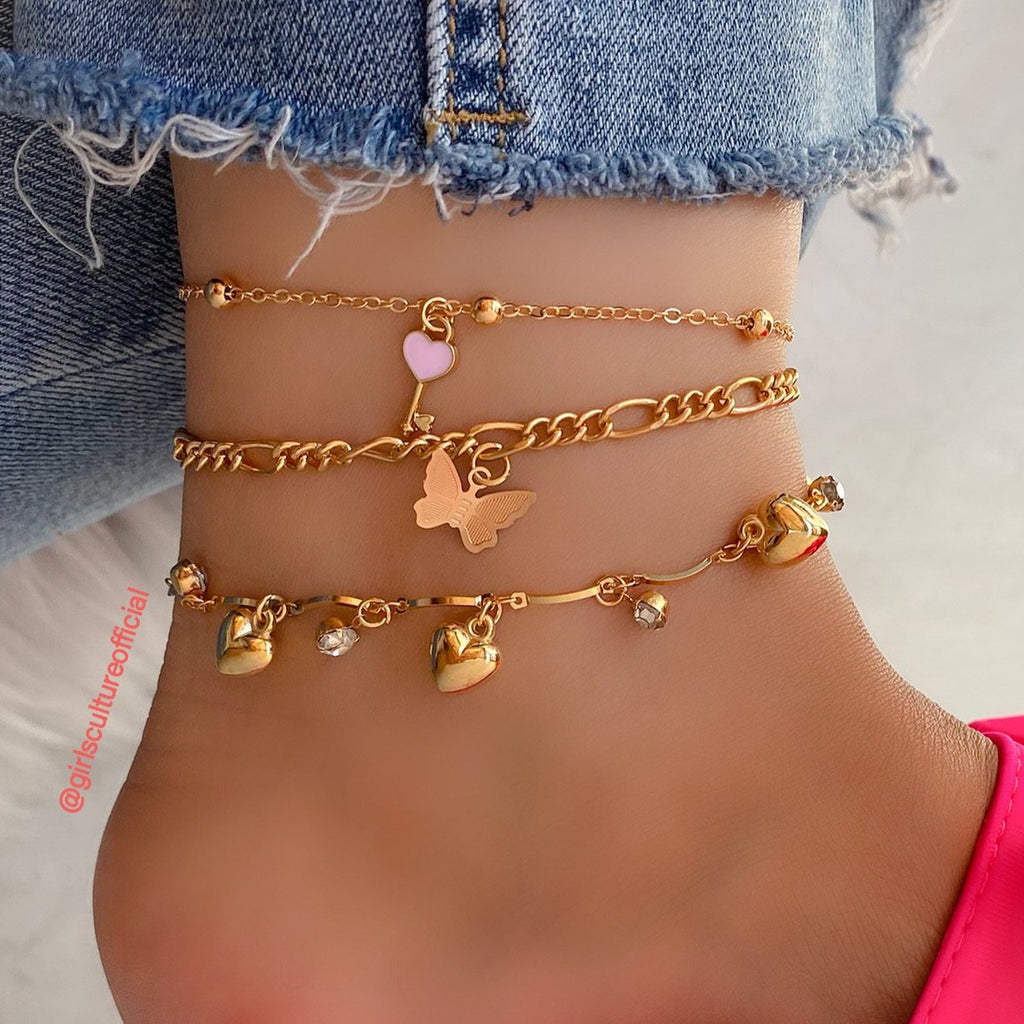 PROBLEM FREE ANKLE- GOLD