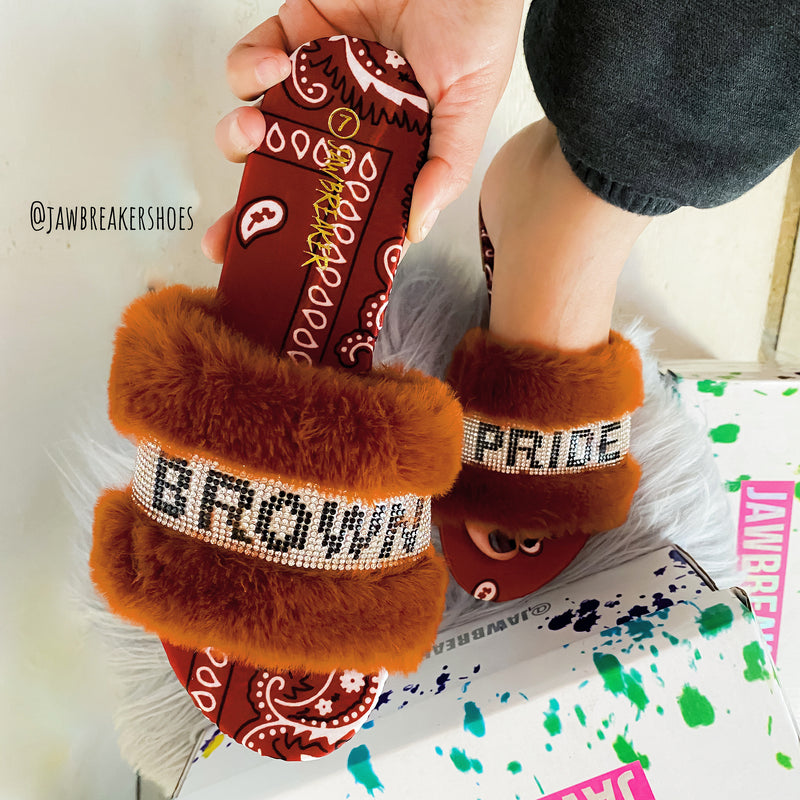 BROWN PRIDE - BROWN