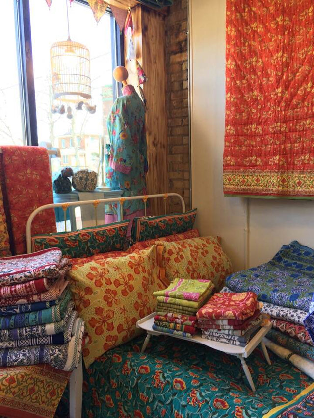 Sleeping On A Cloud - the Jaipur Quilt Story
