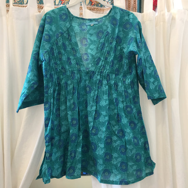 Good Earth Tunic with Camisole