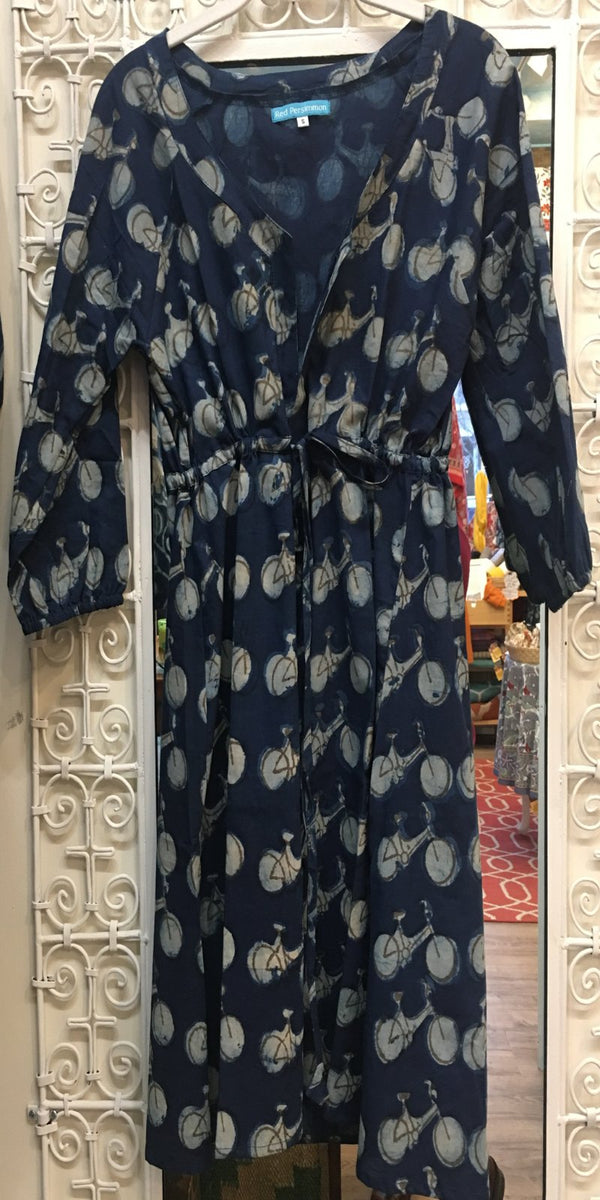 Anin Coverup ~ Indigo Bicycles