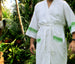 Kerala Spa Robe