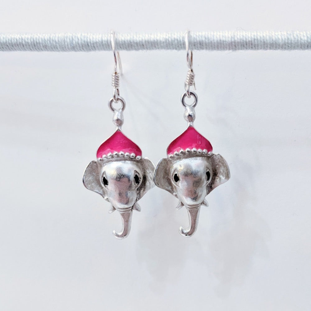 Elephant Royalty ~ Regal Pink