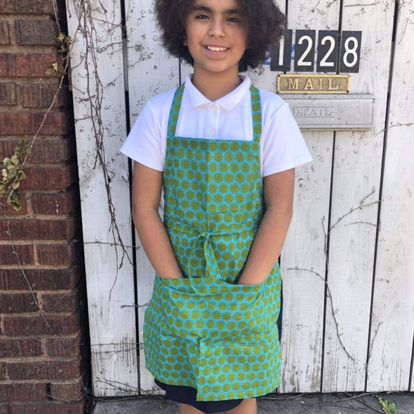 Kids Apron Adjustable