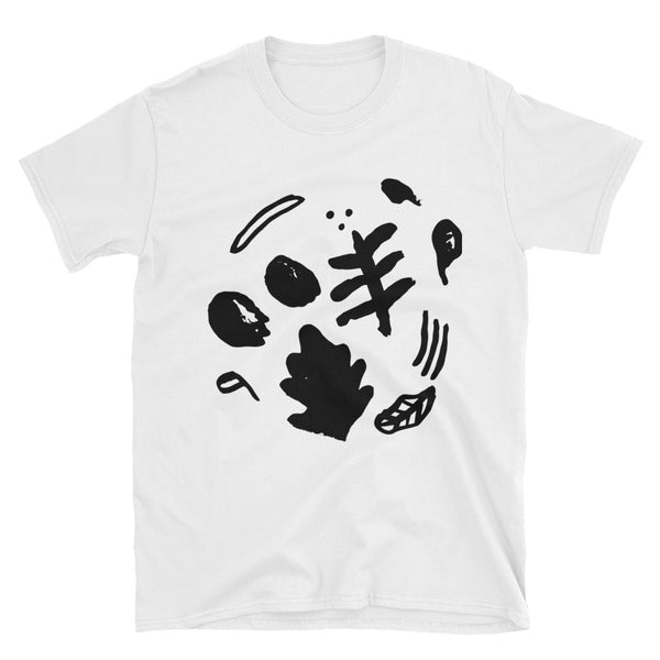 Forest Plate #1 // Unisex T-Shirt