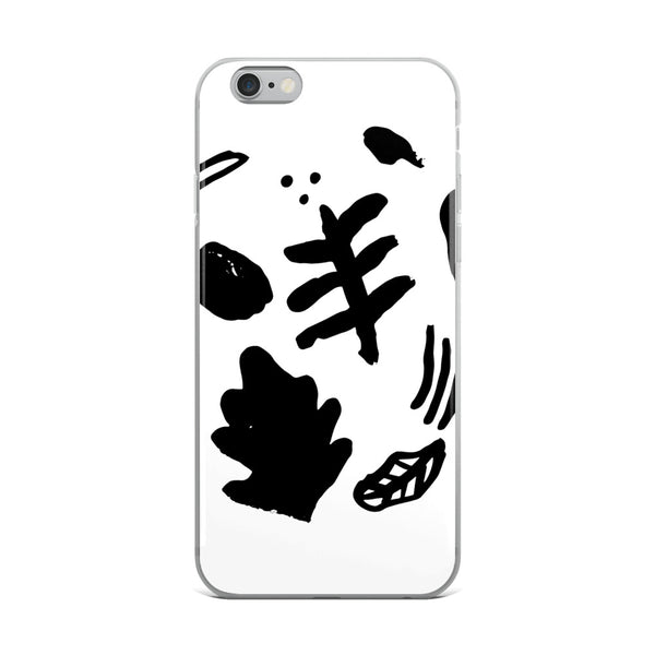 Forest Plate iPhone Case