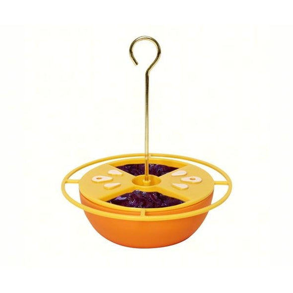 Citrus Buffet Oriole Feeder - lovethebirds