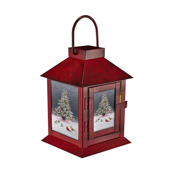 Christmas Tree Bird Gathering Lantern - lovethebirds