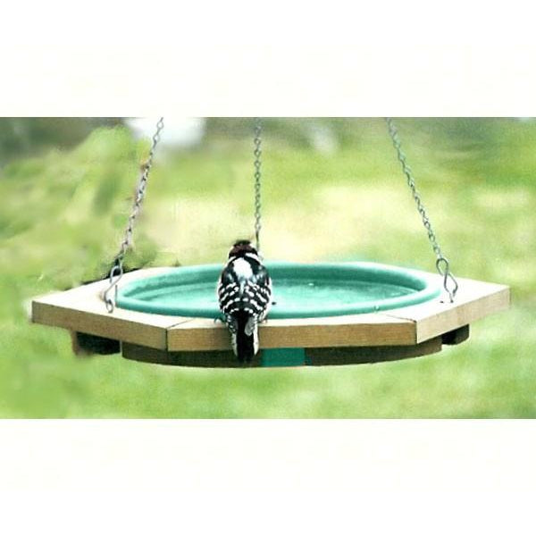 Mini Hanging Bird Bath - lovethebirds