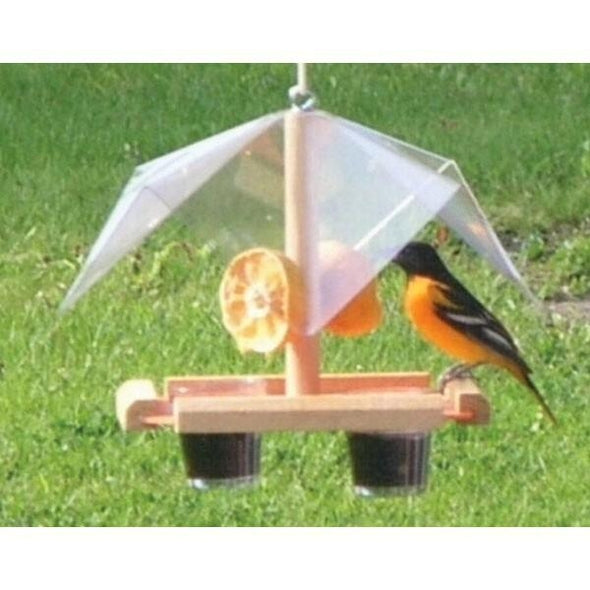 Oriole Feeder Buffet - lovethebirds