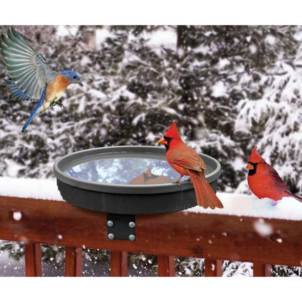 Songbird Spa Heated Bird Bath - lovethebirds