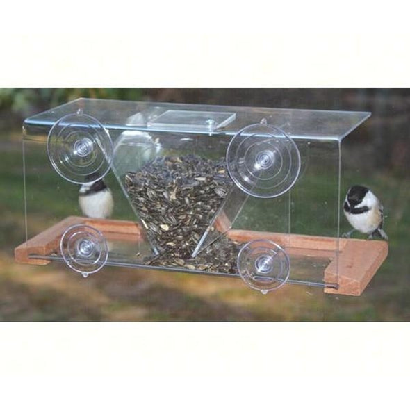 Window Bird Feeder-lovethebirds