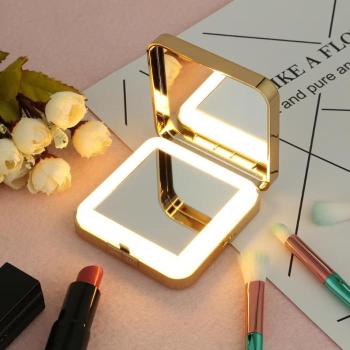 4X Magnifying Led Makeup Mirror