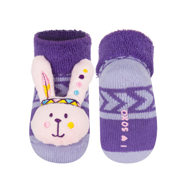 Infant Rattle Socks