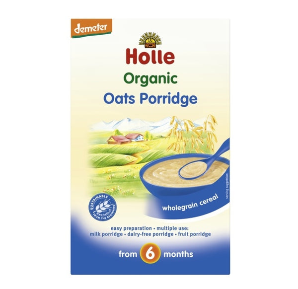 Holle Organic Oat Porridge