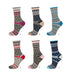 Women Socks - Pressure Free Socks (Pack of 6)
