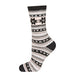 Women Socks with Pattern (Pack of 4)