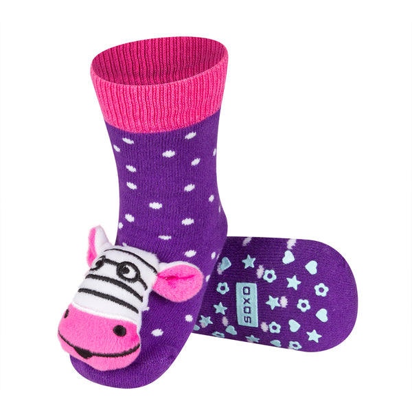Toddlers Rattle Socks