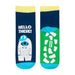 Children Socks - Glow in the dark (Pack of 6)