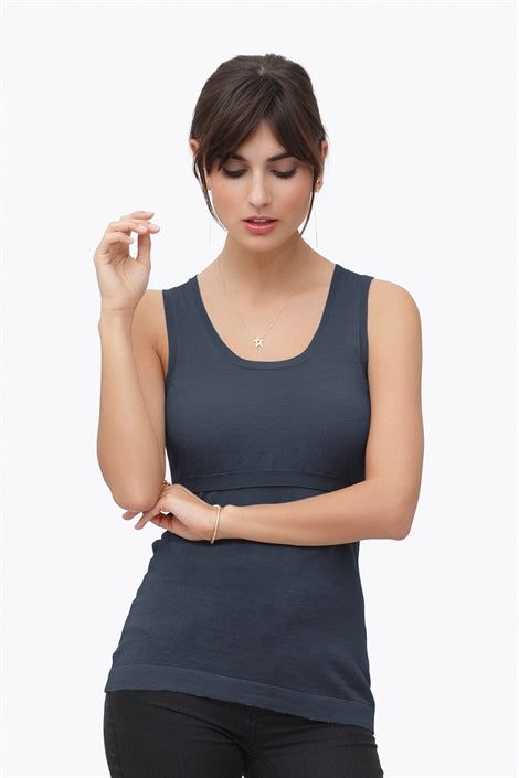 Augusta - Wool Nursing Top